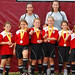 U9 Girls Red-Champions of MPSC Shootout Tournament