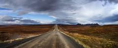 highway 1 and some clouds 3 3p (Bilderschreiber) Tags: road street sky clouds island 1 iceland highway himmel wolken nr tundra masterclass