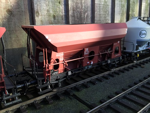 Spur O / O gauge German Era III/IV model railways
