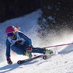 Jamie Park at Red Mountain Keurig Cup GS PHOTO CREDIT: Derek Trussler