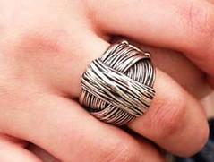 5th Avenue Silver Necklace K1 P4140-1