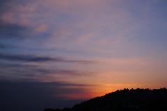 6 fvrier 2015-derrire la colline (obmm) Tags: sunset canon powershot 365 dpp coucherdesoleil g12