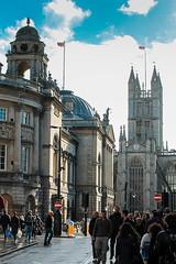 Bath UK (Philipp Seibt) Tags: uk england history bath europa europe britain united great kingdom somerset altstadt avon grosbrittannien