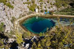 Modro Oko (Edostuff) Tags: nature water river spring croatia hrvatska rijeka dalmatia dalmacija cetina vrelo izvor