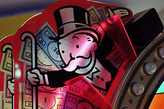 Monopoly | Fremantle, Western Australia (Ping Timeout) Tags: light vacation holiday money game color colour river fun coin play oz board south under arcade machine australia down games visit monopoly perth timezone western wa suburb chance fremantle freo