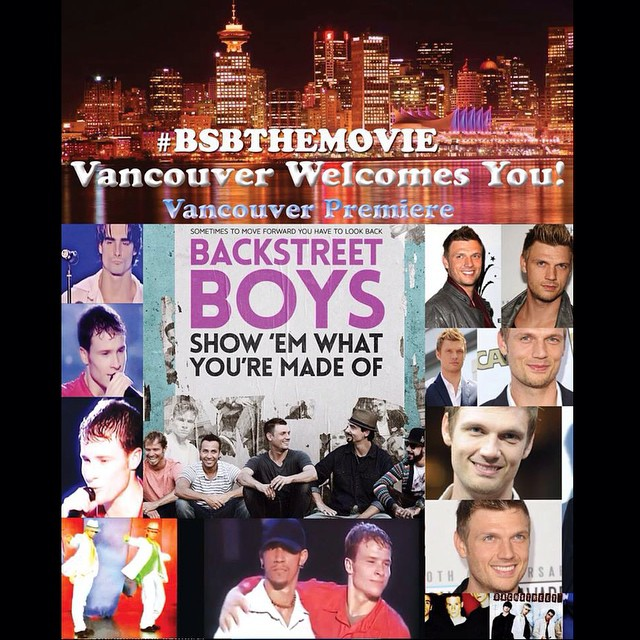 Backstreet Boys Vancouver Premiere #bsbthemovie #omerpasha #uk #bollywood #men #Glendale #hollywood #usarmy #mtv #sacramento #vegas #losangeles #burbank #sandiego #beard #oxnard #dudes #silverlake #gaga #arizona #santamonica #california #sanfrancisco #guy