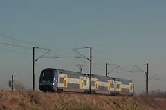 Z 24500 / Plouvain (jObiwannn) Tags: train sncf ter automotrice ferroviaire