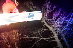 Snowboard Night #2 (Calamity_Jane138) Tags: winter snow ski night jump freestyle board snowboard