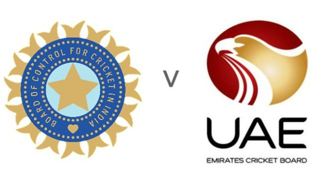 India vs United Arab Emirates Live Cricket Score Update - ICC Cricket World Cup 2015