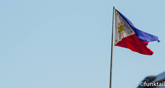Philippine Flag (funktail006) Tags: philippines filipino philippineflag