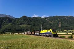 CargoServ 1216 930 mit Erzzug (TheKnaeggebrot) Tags: taurus 1216 erzzug pyhrnbahn cargoserv logserv 1216930
