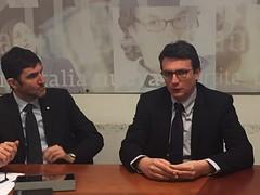 Conferenza Stampa Sede PD Piemonte