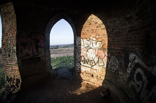 Wilder's Folly- Graffiti