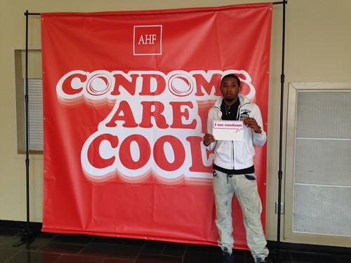 International Condom Day 2015: Orangeburg, SC