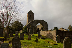 Muthil Old Kirk (6) (Bill Cumming) Tags: tower church scotland perthshire ruin historicscotland muthil