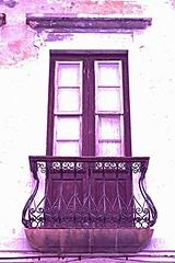 ventana puerta balcón (fℓανια αfσиѕσ) Tags: españa window architecture ventana islands spain arquitectura balcony balkon fenster canarias tenerife architektur canary canarian teneriffa balcón canaria garachico kanarische inseln kanarischen