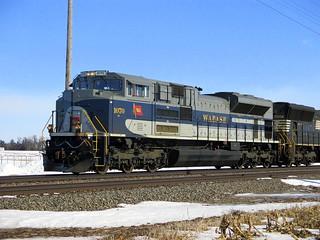 NS 1070 - Wabash