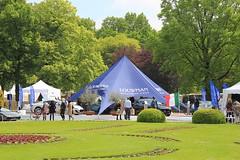 UPPE Ster Tent (16 meter) op afbeelding