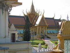 Royal Palace Complex Phnom Penh