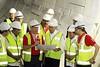 Visit to Site Visit-MRT line 1 Underground Works.