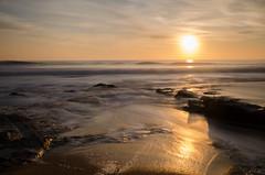 Coucher de Soleil sur La Sauzaie (Peyo83) Tags: pose de la soleil coucher bretignolles vende longue sauzaie