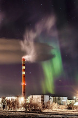 IMG_2284.jpg (51RUS) Tags: зима североморск северноесияние