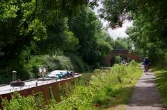 1287-27L (Lozarithm) Tags: people canals paths kennetavon k50 seend 55300 sellsgreen justpentax pentaxzoom hdpda55300mmf458edwr