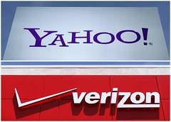 Verizon to buy Yahoo core business (Official Gates) Tags: verizon yahoo digital digitalad