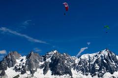 DSC_0668 (RosalbaCalvini) Tags: montagna montebianco parapendio alpi