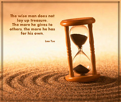 Hourglass (bjuditeb) Tags: china orange sand time release thoughts quotes richness spirituality wisdom ambition taoism wealth selfishness ocher generosity abondance