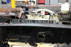 A4 60007 Sir Nigel Gresley 17-06-2016 NRM.8 (routemaster2217) Tags: 7 loco streamlined steamengine sng lner 462pacific 4498 sirnigelgresley 60007 londonnortheasternrailway a4class tenderengine sirnigelgresleylocomotivetrust