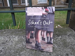 24th July 2016 (themostinept) Tags: schoolsout paperback novel fiction book christophedufosse vintage stokenewington london hackney