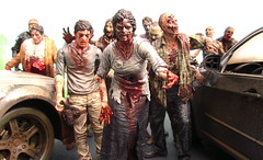 They're coming to get you, Barbara (Inaction Figure) Tags: thewalkingdead zombies tvshow amc mcfarlanetoys robertkirkman georgeromero actionfigure 5inch walkers nightofthelivingdead