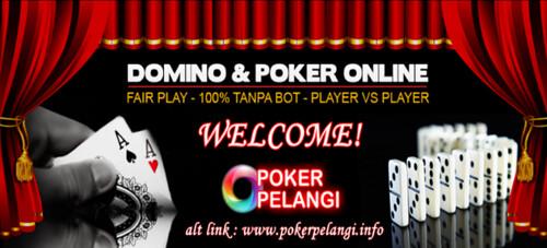 Pokerpelangi agen texas poker domino online indonesia terpercaya y timoshenko poker
