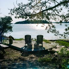 Thimble Islands in Connecticut (Daniel Krieger Photography) Tags: film connecticut hasselblad hasselblad500cm thimbleislands branfordct danielkriegerphotography islandphotos thethimbleislands vacationphotographs