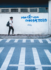 Day 222 / 365 (Kiên Trung Trần) Tags: city line blue color shoes human people house windows building busy ground road 365 365project 365photography 365days days photography camera lens fineart fine art project love happiness upset walk walking hurt street streetphotography streetlife hanoi vietnam viet nam vietnamese tired nikon 35mm d3000 outsite randomshot shot youth numbers