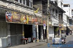 01 Viajefilos en Bangkok, Tailandia 196 (viajefilos) Tags: bea pablo tailandia kanchanaburi bauset viajefilos