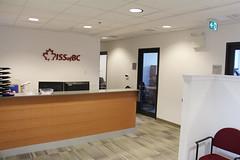 Sixth Floor Reception