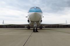 G650 VP-C @ Luton 22/07/16 (aledy66) Tags: vpcjj gulfstream g650 gvi eggw nose