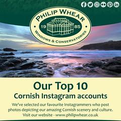 PR 0003-12 Instagram top 10 (PhilipWhearWindows) Tags: instagram cornwall landscape seascape sea coast culture