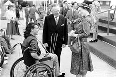 Paraplegic Archer (jackcast2015) Tags: handicapped disabledwoman crippledwoman wheelchair paralysed paraplegicgirl paraplegicwoman