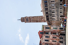 Venice - Campo San Anzolo (Le Monde1) Tags: italy lemonde1 nikon d610 venice veneto unesco worldheritagesite riva calle fondamenta canals gondola republic art architecture palazzo waterway sinking camposananzolo