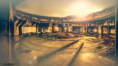 Urbex 16x9 wallpaper - DSC8664 hdr ilce A7II 14mm (cleansurf2) Tags: urbex bunker architecture flare warm widescreen 16x9 4k wallpaper 14mm sony a7ii wide screensaver landscape urban abstract artistic 3840 retina tan texture yellow light fantasy surreal explore