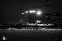 IMG_8105 (larzz4444) Tags: chester montana winterwheat chestermontana gleaner drylandfarming sweatgrasshills joplinmontana wheatharvest sunset