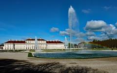 rainbow fountain (werner boehm *) Tags: wernerboehm schlossschleisheim munich architecture fontne