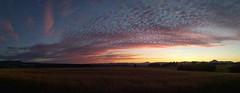 Trossachs sunset panorama (Sarah Walker Photography) Tags: trossachs sunset
