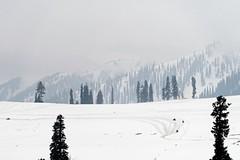 Gulmarg (NA.dir) Tags: kashmir vacation travel fun canon g7x fixedlens ps 1in compact camera snow mountains hills gulmarg