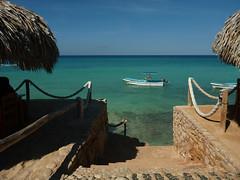 Boat ride out to Bahia de las Aguilas (little_duckie) Tags: bahiadelasaguilas pedernales dominicanrepublic republicadominicana caribbean beach laplaya