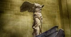 Nike (AndreaDobos) Tags: nike statue art