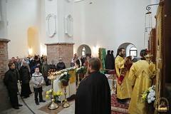30. Church service in Svyatogorsk / Богослужение в храме г.Святогорска 09.10.2016